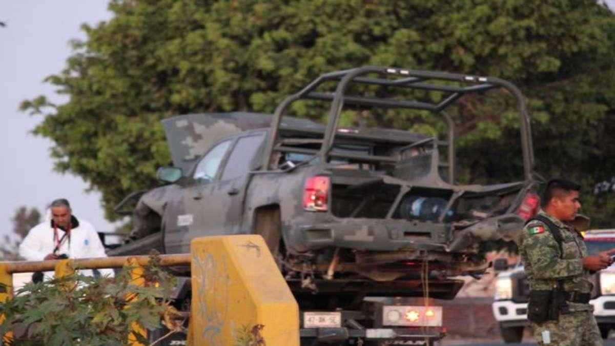 accidente militares Irapuato