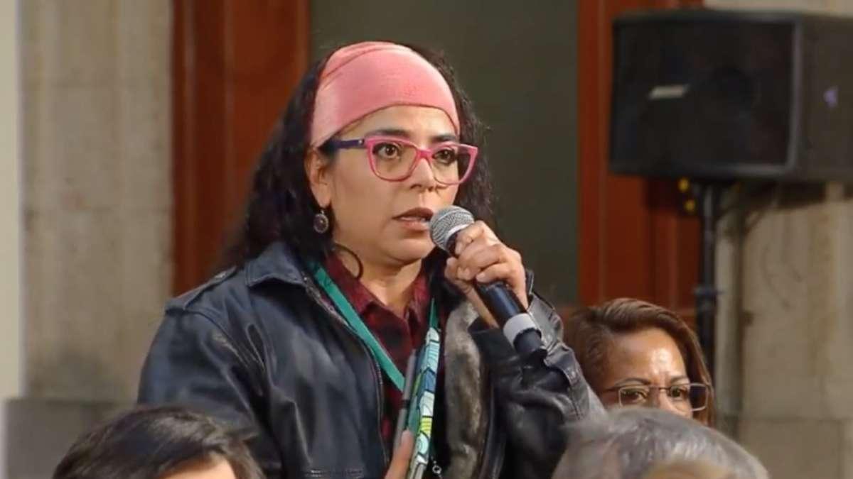 Marco Antonio Olvera, solicitó al titular de la Unidad de Inteligencia Financiera, Santiago Nieto, investigar a Guerrera FOTO: CAPTURA DE PANTALLA CONFERENCIA MATUTINA