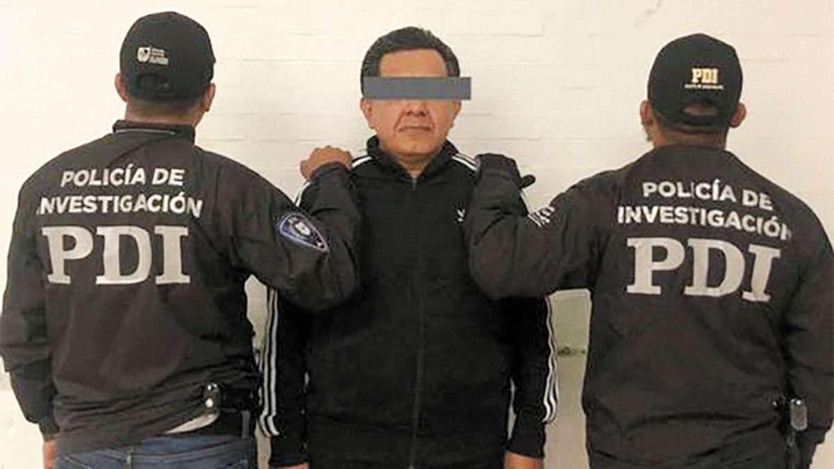 EN EL SUR. Miguel Ángel Vásquez fue detenido el 27 de febrero en su búnker. Foto: Especial