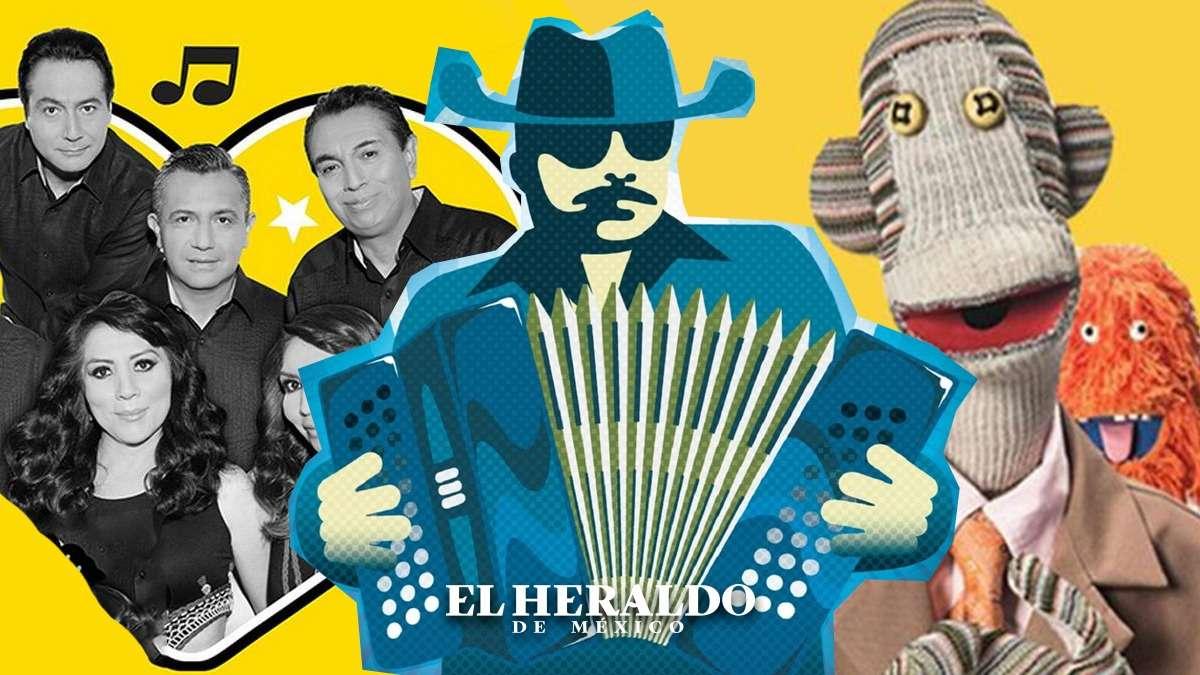 Los artistas del Vive Latino