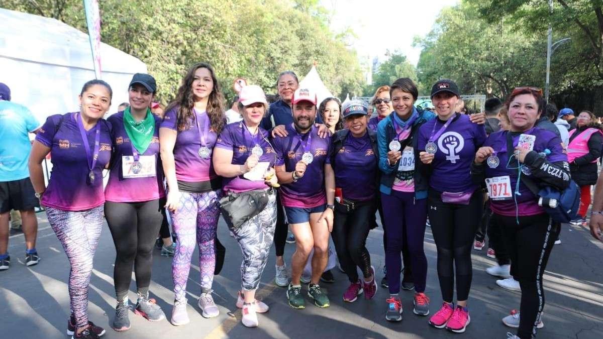 dia-internacional-mujer-carrera-chilangas-run-miguel-hidalgo-victor-hugo-romo-violencia-mujeres
