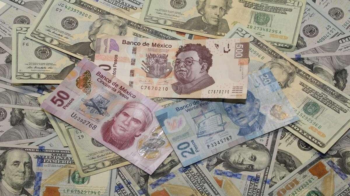 dolar peso bolsa cierre coronavirus economia banxico
