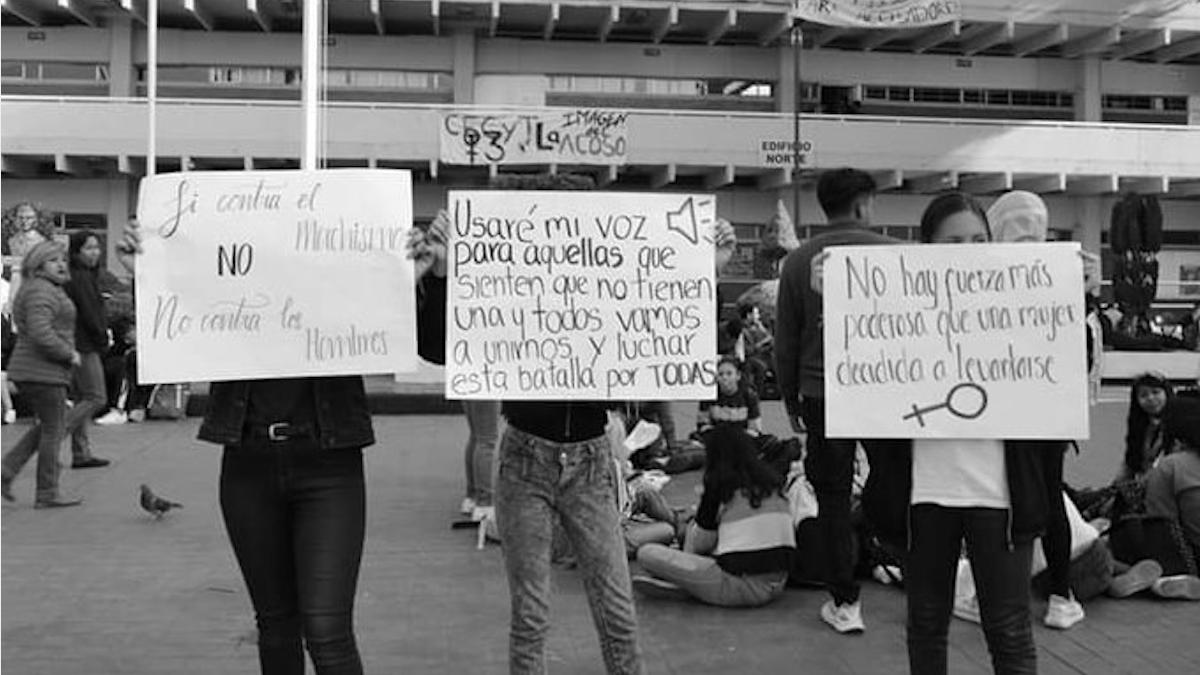 Denuncias Violencia de Género y acoso en el IPN