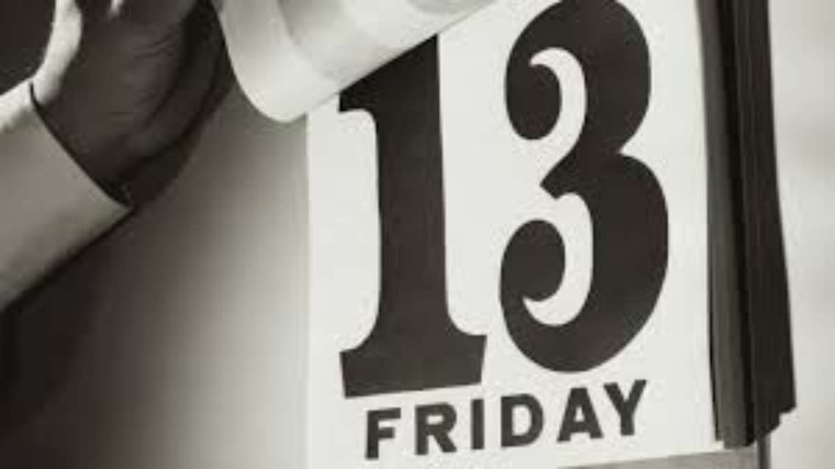 Este viernes sera 13 FOTO: PXHERE