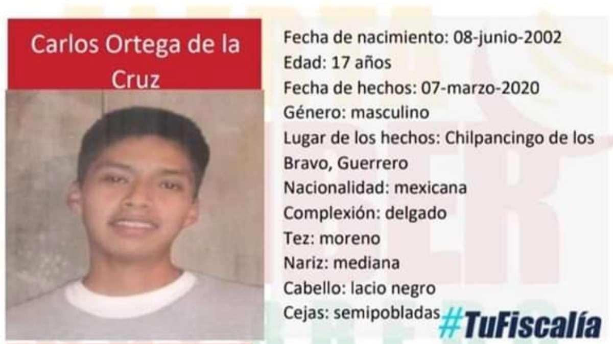 43 desaparecido Ayotzinapa