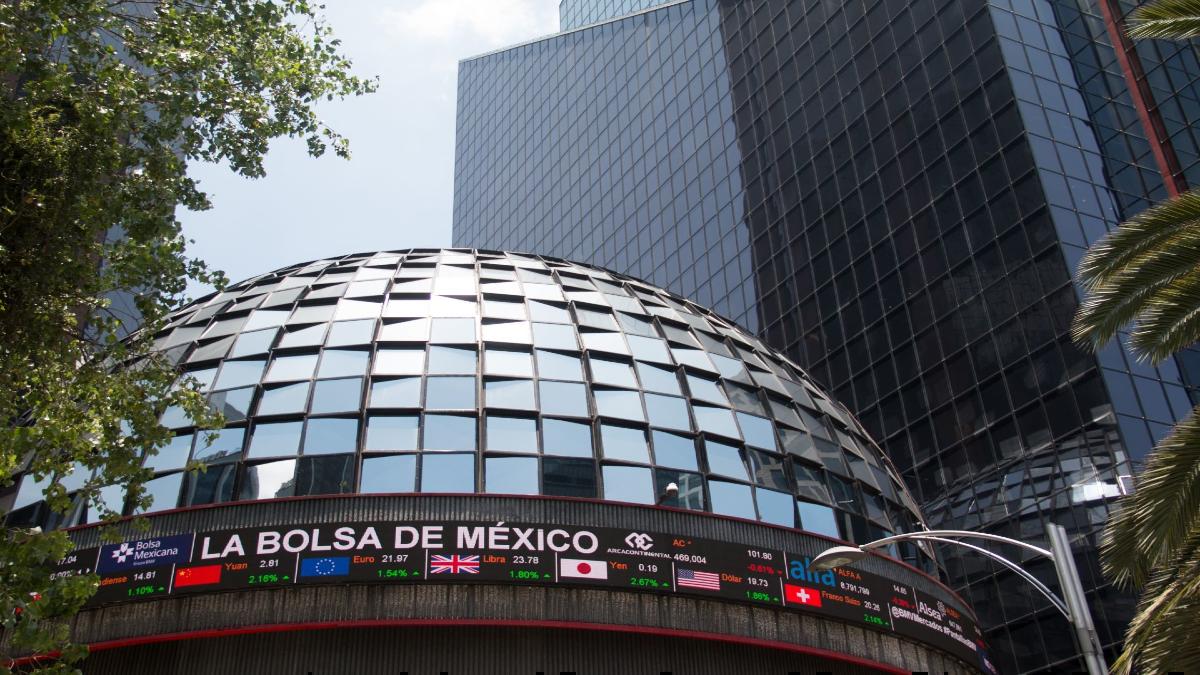 bolsa mexicana peso jueves negro mercados economia ipc