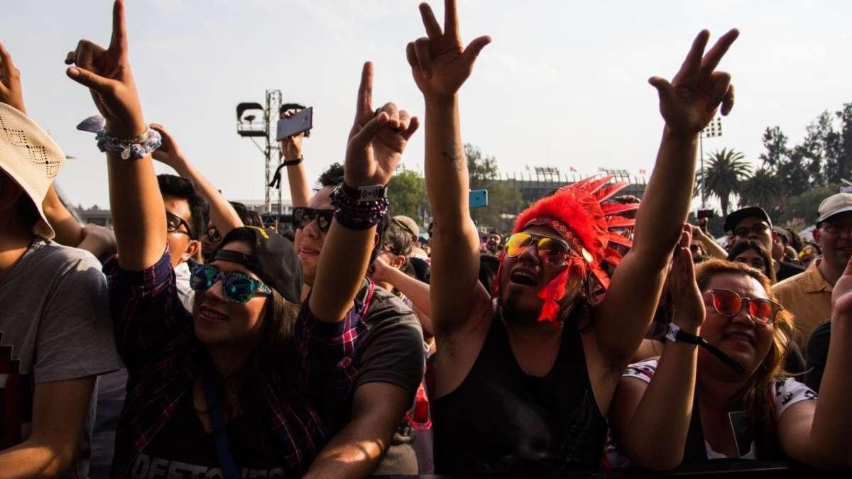 Precios en la historia del Vive Latino. Foto: Cuartoscuro