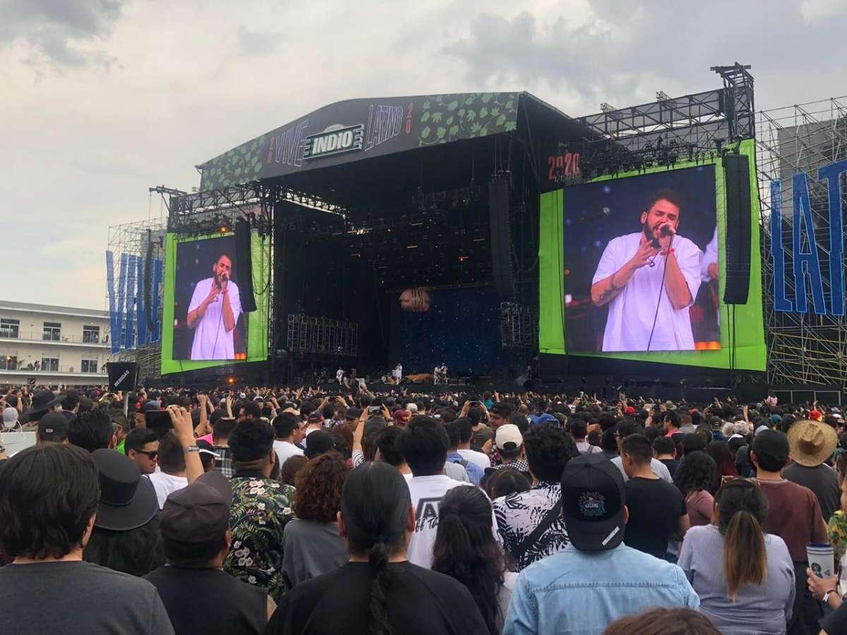 Porter en el Vive Latino