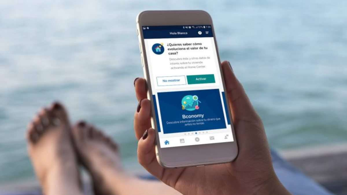 app movil para bancos