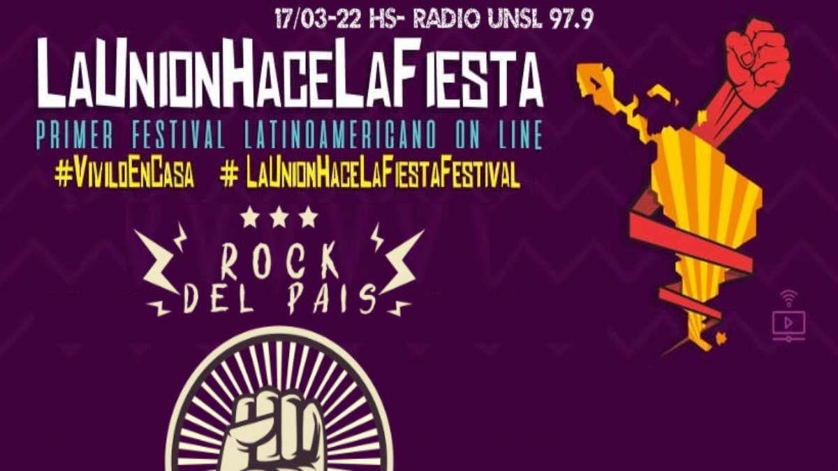 La_Union_hace_la_Fiesta_bandas_primer_festival_latino_online