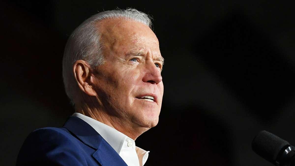 RETO. La mayoría de los líderes democrátas respaldan a Biden. Foto: AFP