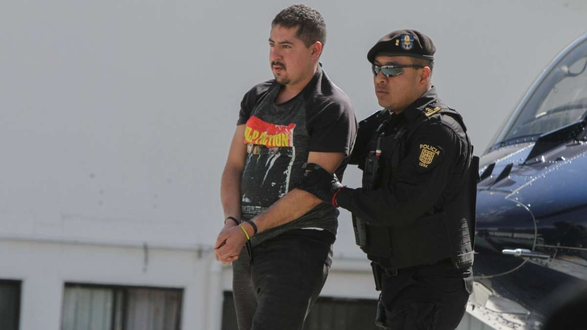 """VIDEO: Descubren presunto """"cuarto de tortura"""" de la Unión Tepito"""