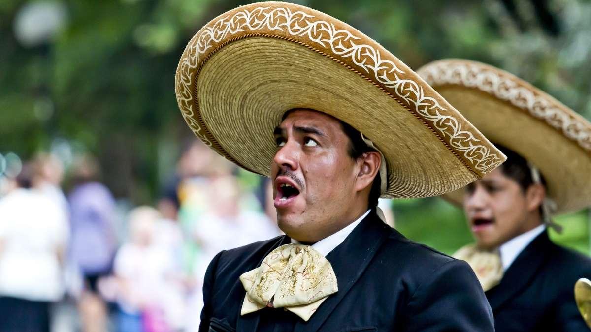 """Los mexicanos prefieren """"cantar que llorar"""". FOTO ESPECIAL"""