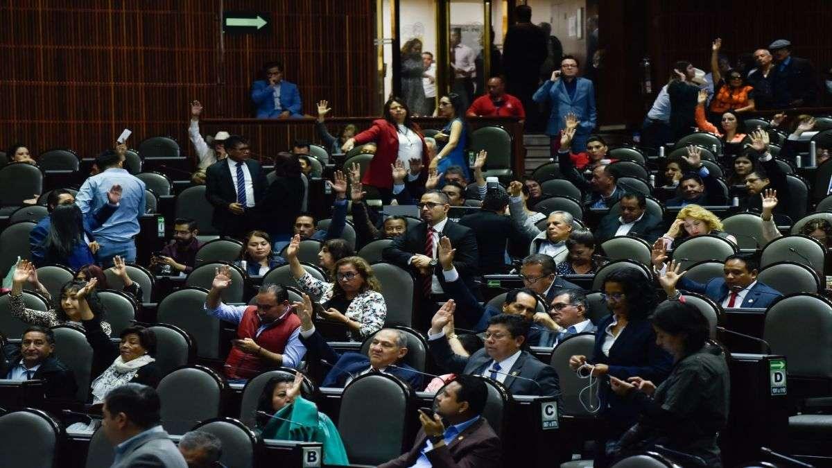 Los cambios a la Ley Federal de Presupuesto y Responsabilidad Hacendaria y a la Ley de Deuda Pública fue aprobada por 265 votos a favor (unanimidad). Foto: Cuartoscuro