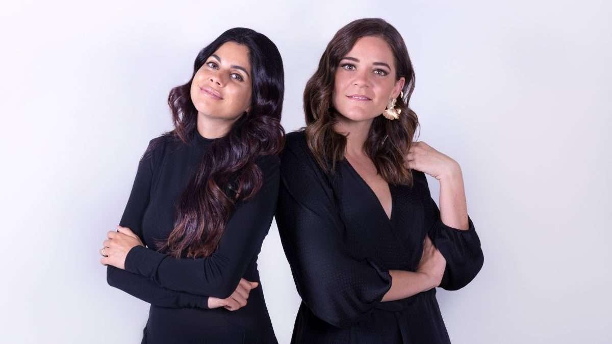 EMPRENDEDORAS. Pamela Romo y Marisa Chambon son originarias de Aguascalientes. Foto: Cortesía