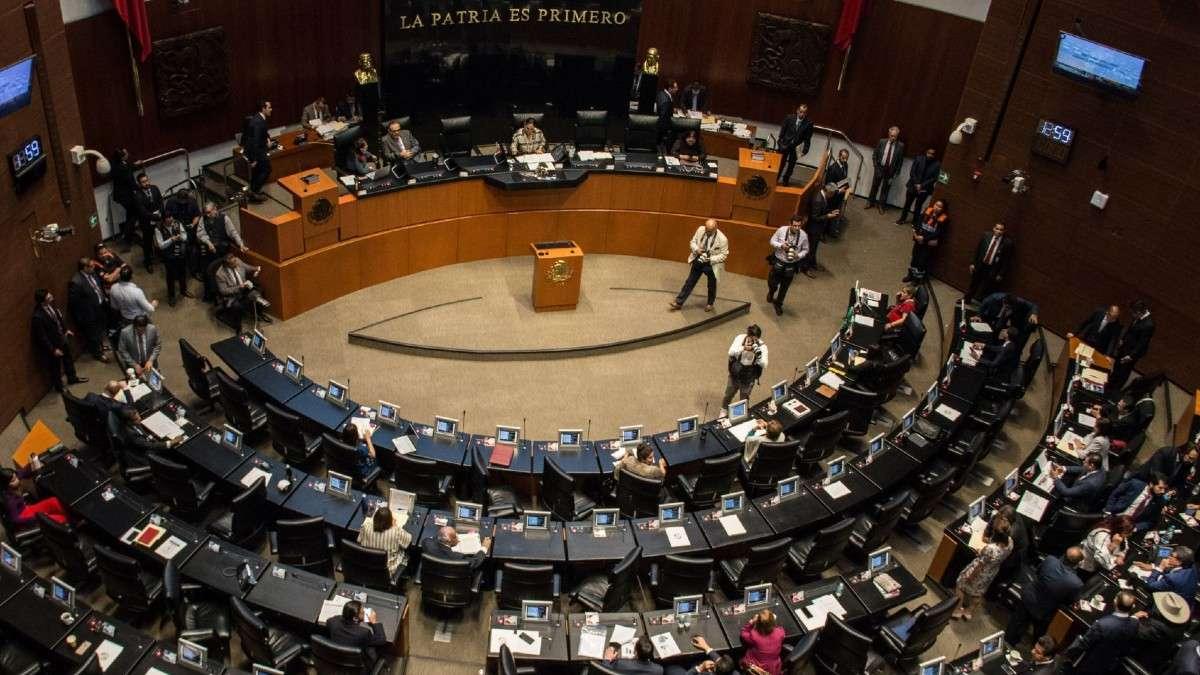 senado-senadores-pan-morena-coronavirus-covid-19-sesiones-virtuales