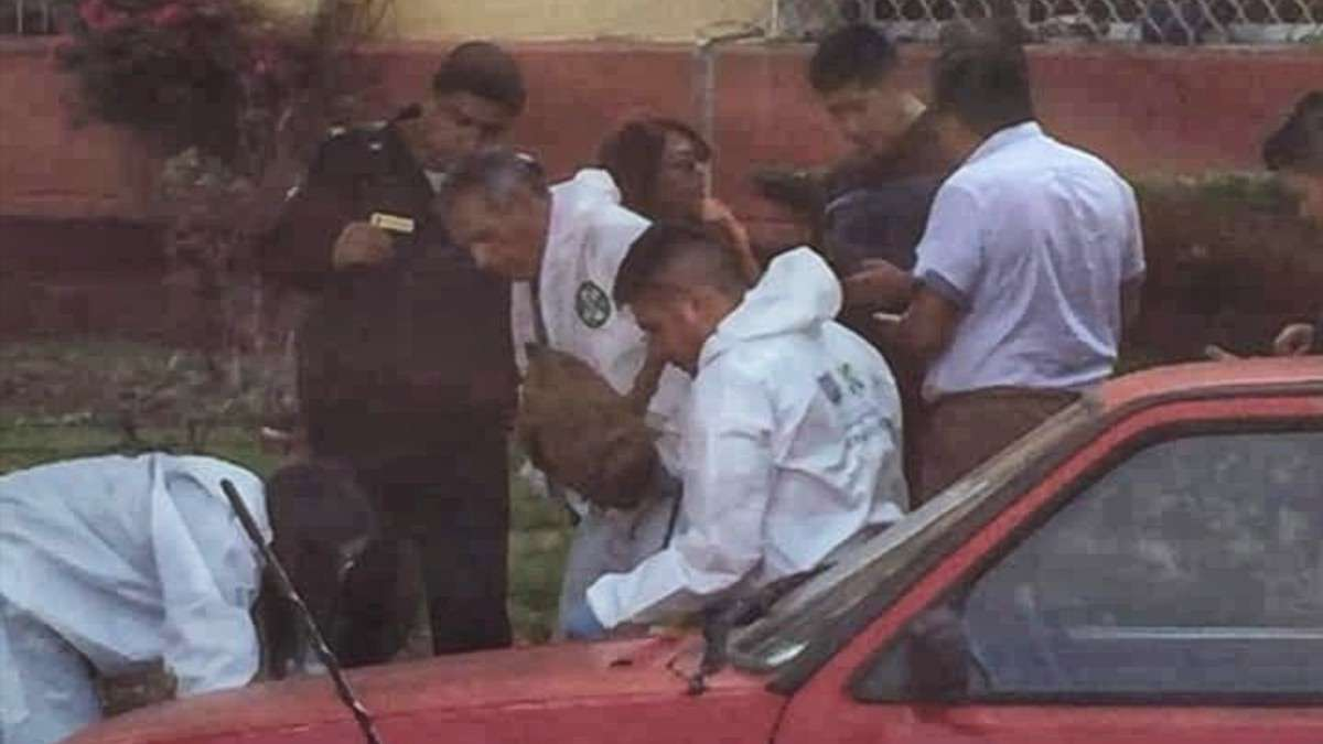 mujer maleta cuerpo desmembrado cctm culhuacan