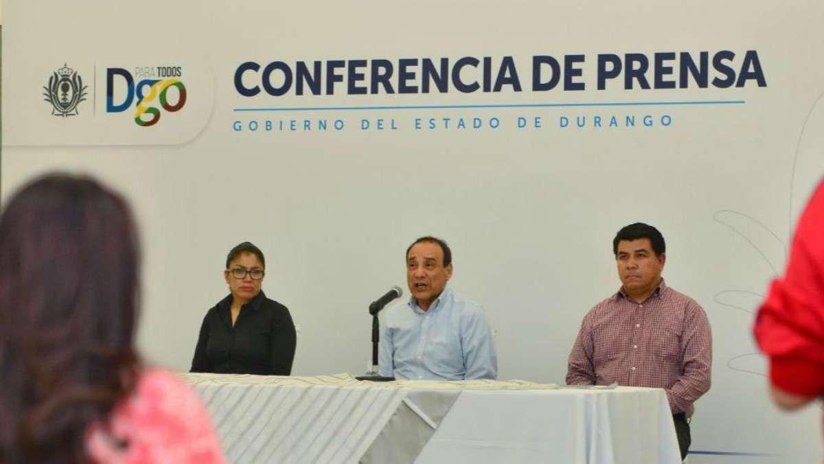 Secretaria de Salud confirma casos de coronavirus en Durango