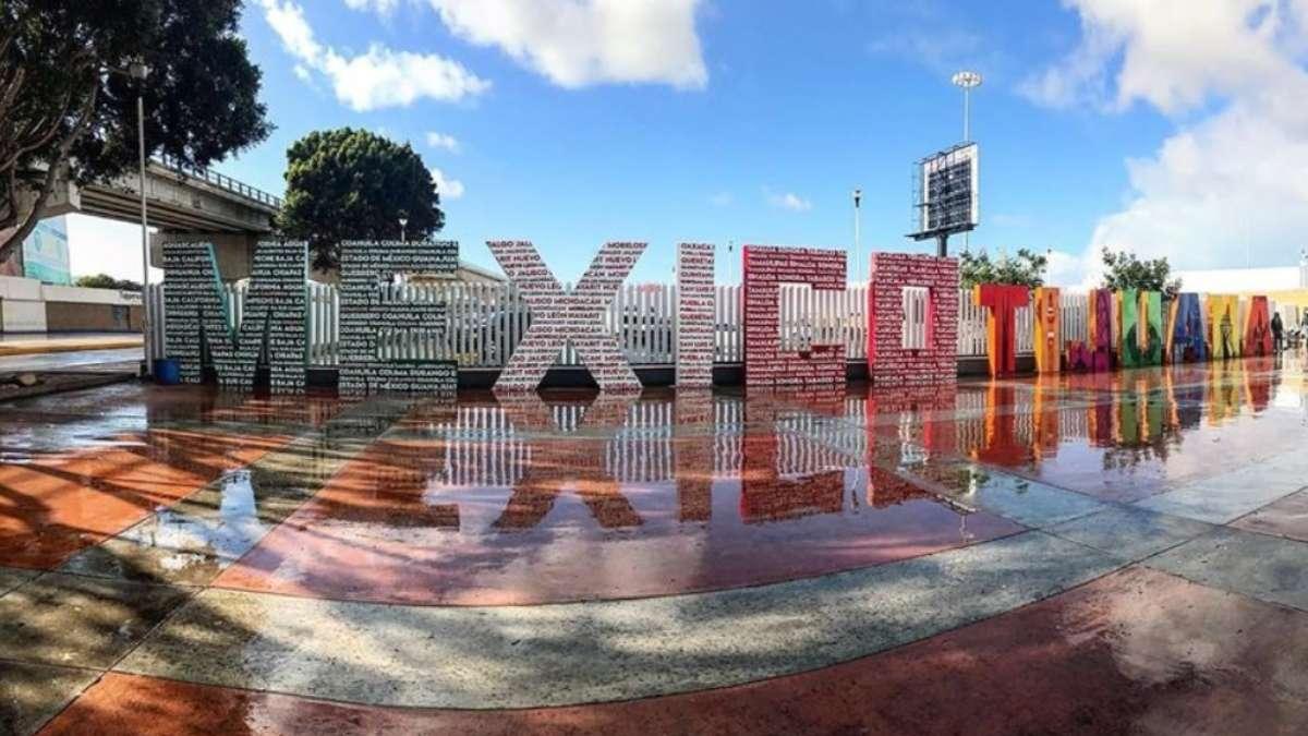 Empresarios de San Ysidro estiman que los comercios de esa misma área, cerrarían en un par de semanas por las nulas ventas. Foto: Adrián Sarabia
