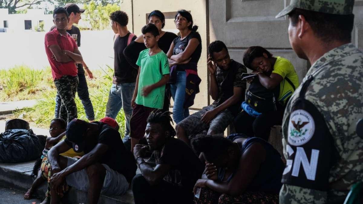 Mexico aceptara a migrantes centroamerianos. Foto: Cuartoscuro
