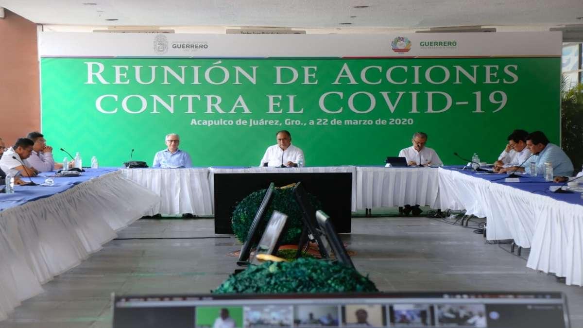 Coronavirus en Guerrero