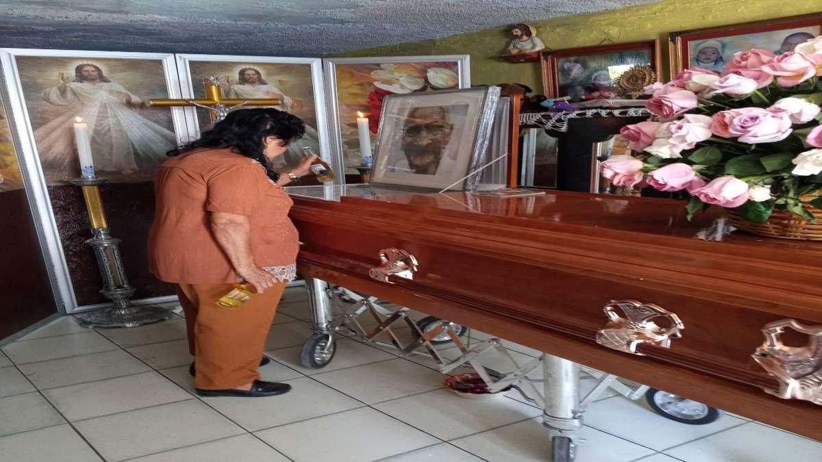 Despiden mujer longeva Jalisco