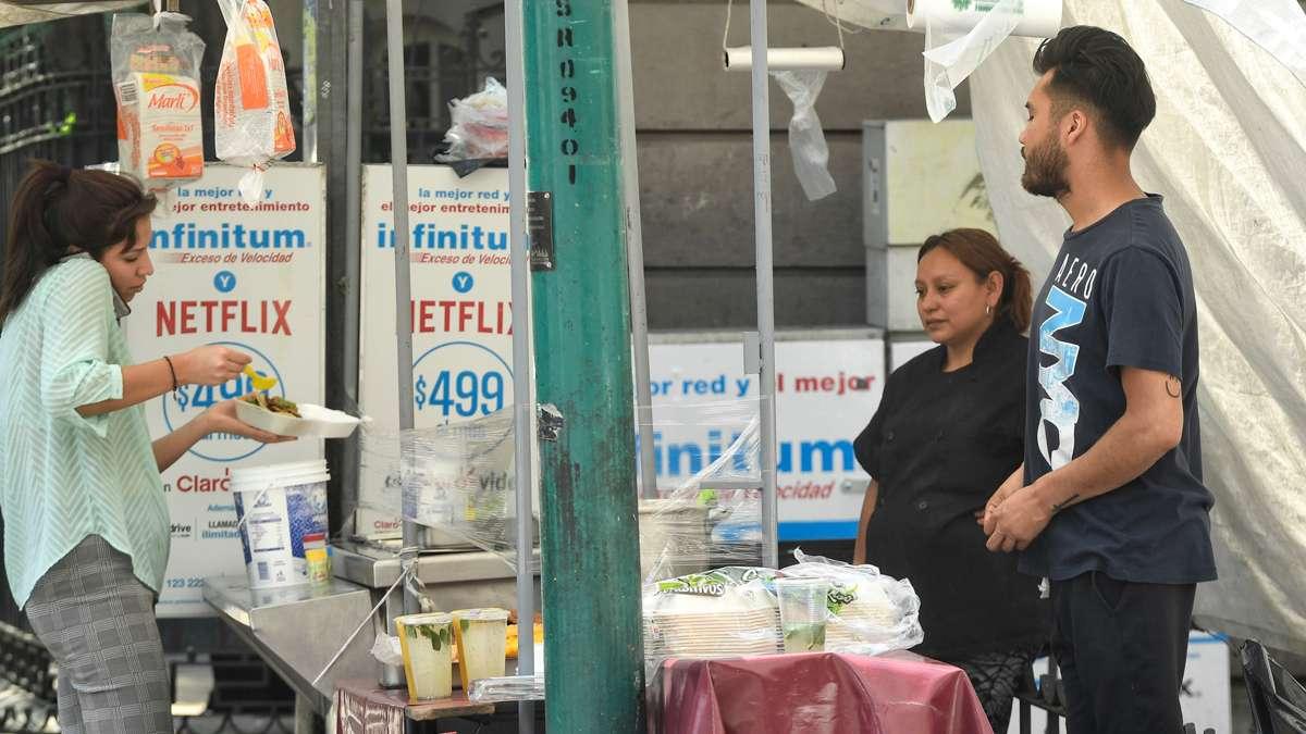 CUIDADO. Habrá filtros sanitarios en tianguis y mercados sobre ruedas de la Zona Metropolitana. Foto: Nayeli Cruz