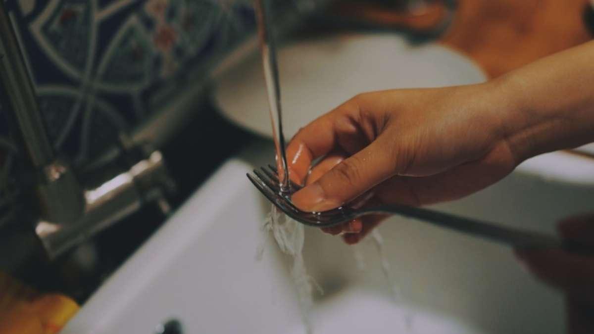 Ante la pandemia hay que desinfectar los platos FOTO: PIXABAY