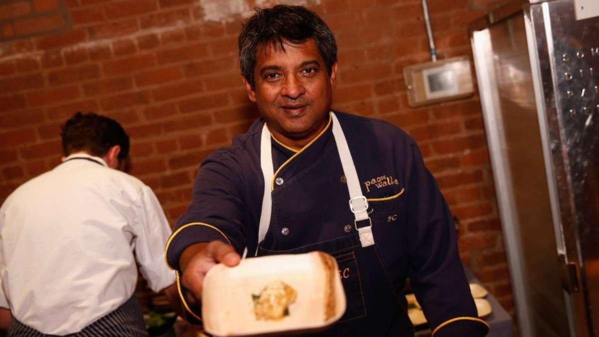 Muere el chef Floyd Cardoz por Coronavirus. Foto: Especial
