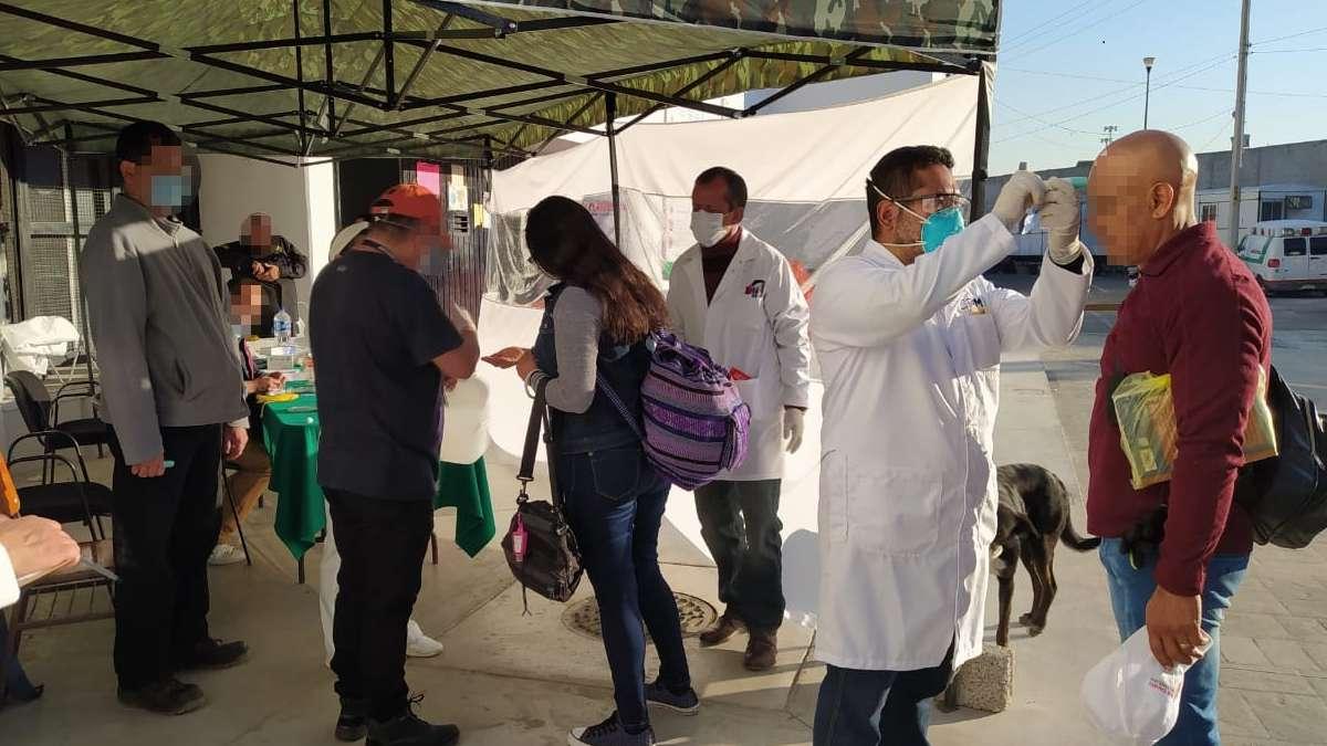 visitas reclusorios coronavirus covid 19