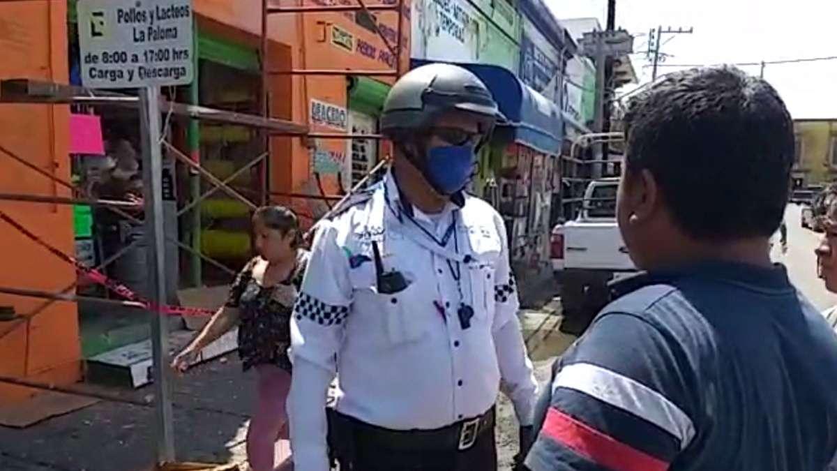 tamaulipas agentes de transito informacion coronavirus ciudadania