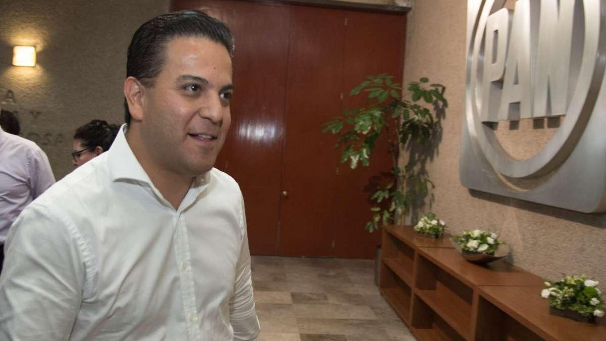 Damian Zepeda habla sobre propuestas economicas del PAN ante cuarentena por coronavirus