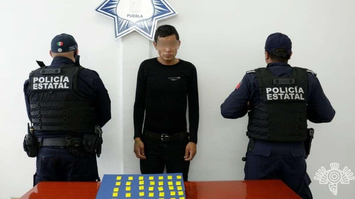 policia seguridad detencion puebla saqueos