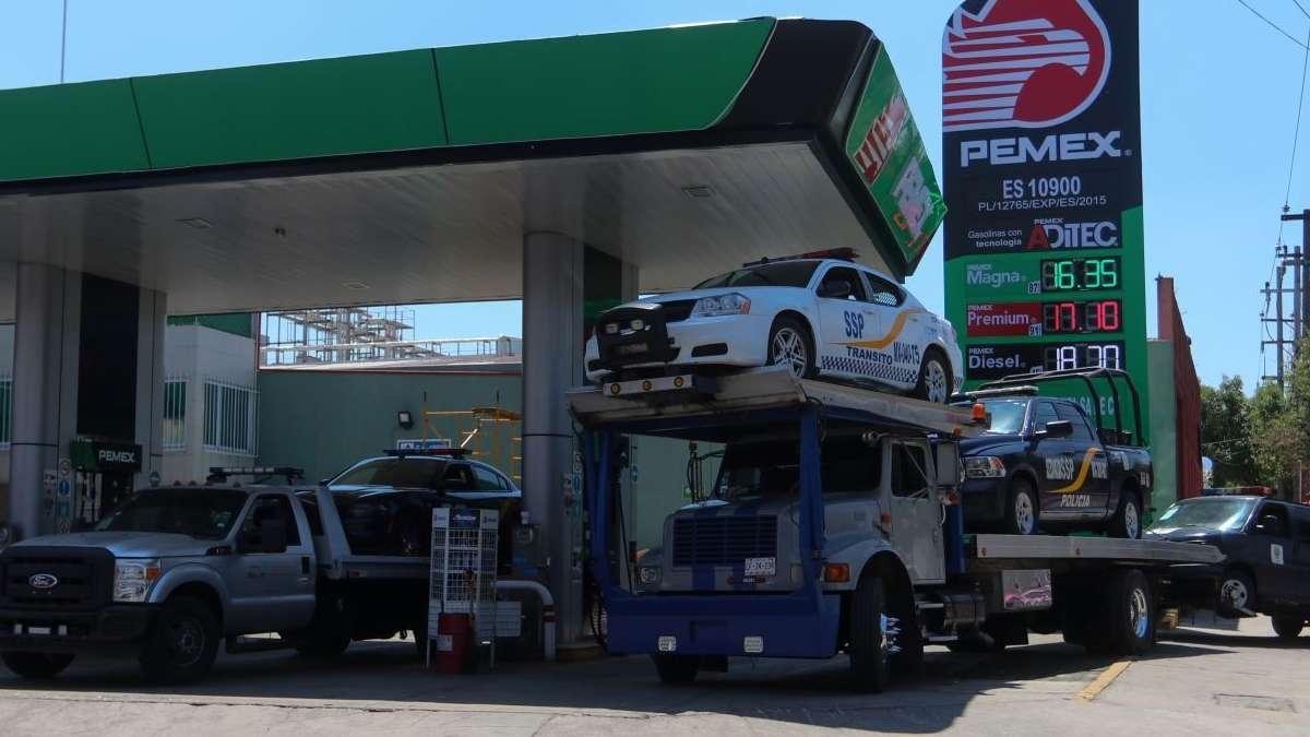 precio gasolina jueves 26 marzo 2020