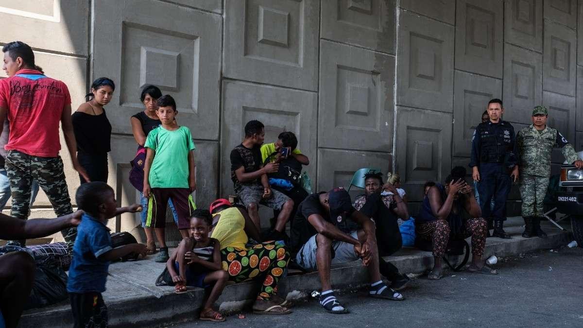migrantes inm maltrato tapachula