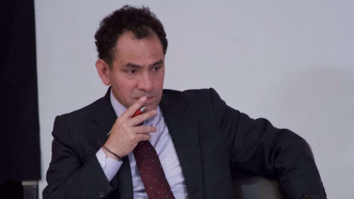 Arturo Herrera, titular de la Secretaría de Hacienda y Crédito Público