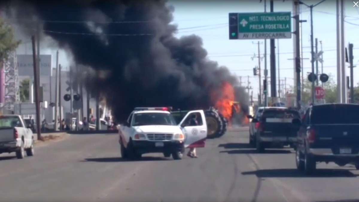 chihuahua destitucion conagua protestas incendios