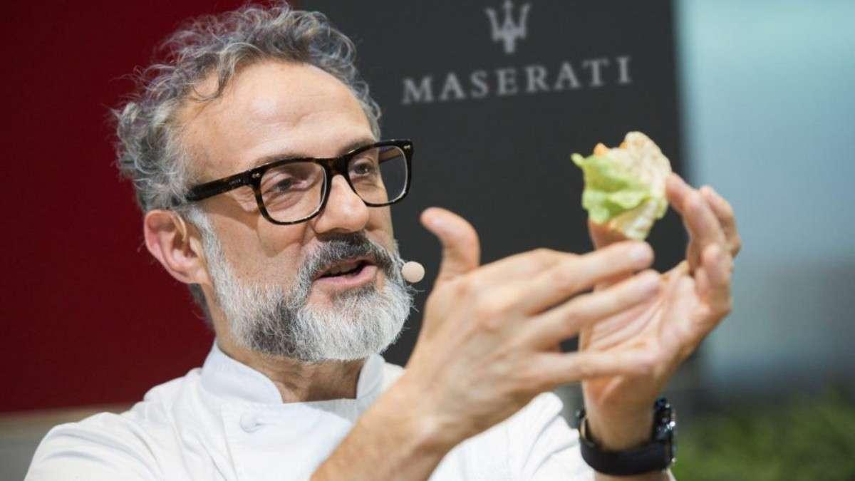 _chef Massimo Bottura recetas instagram gastrolab