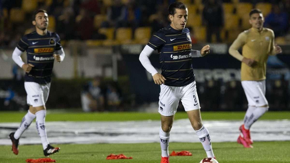 PUMA. Alan Mozo es de los jugadores que se pasa de la edad para 2021. Foto: Mexsport