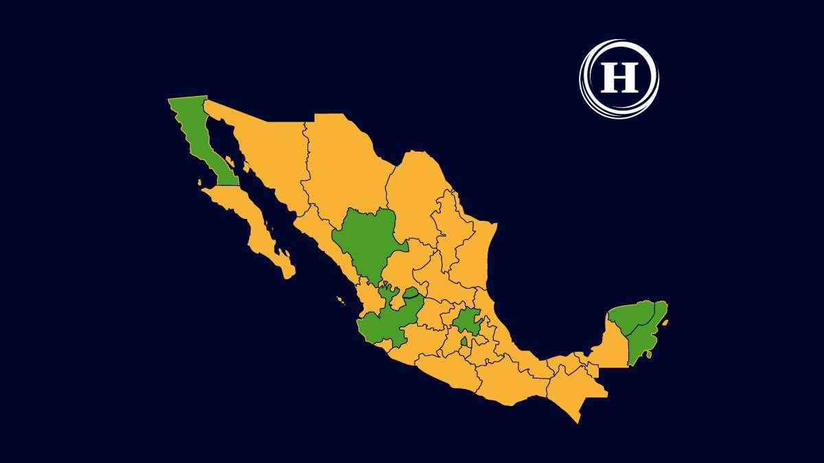 Conoce las medidas de prevención que se están llevando en todos los estados de la República Mexicana