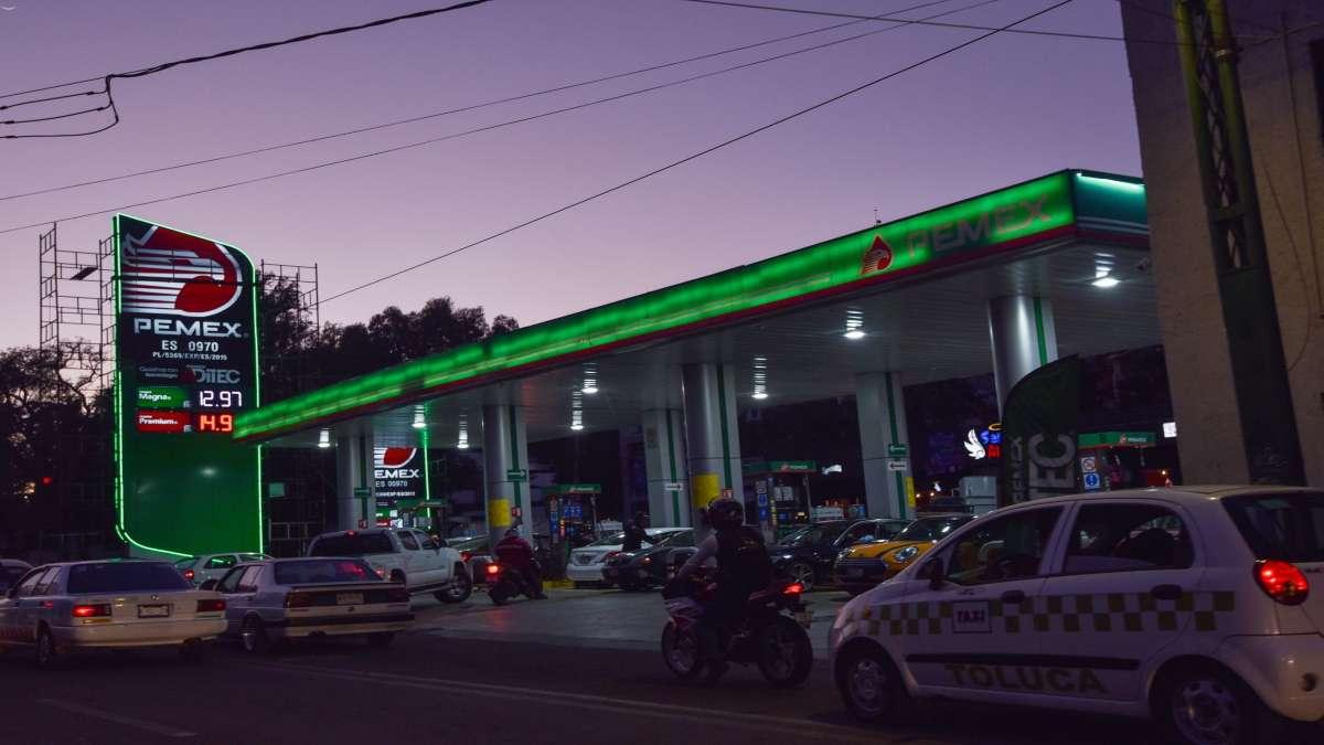 precio gasolina sabado 28 marzo 2020