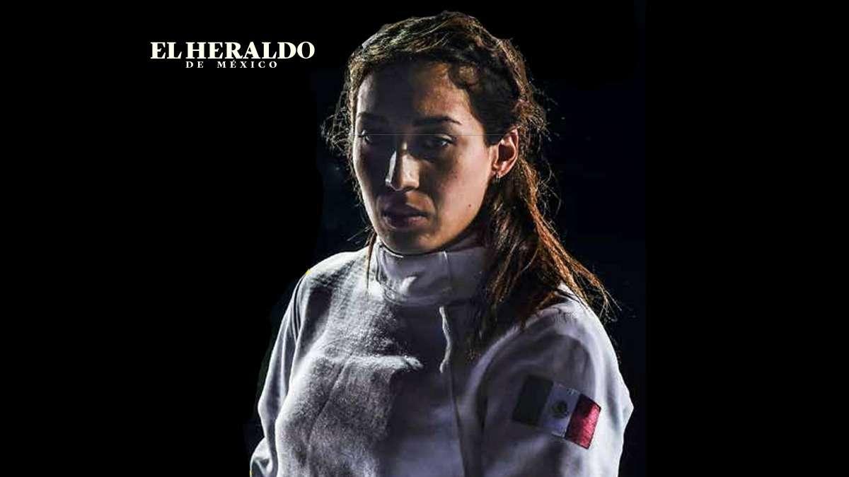 La atleta permaneció un total de 9 días hospitalizada en el INER. Foto: Especial