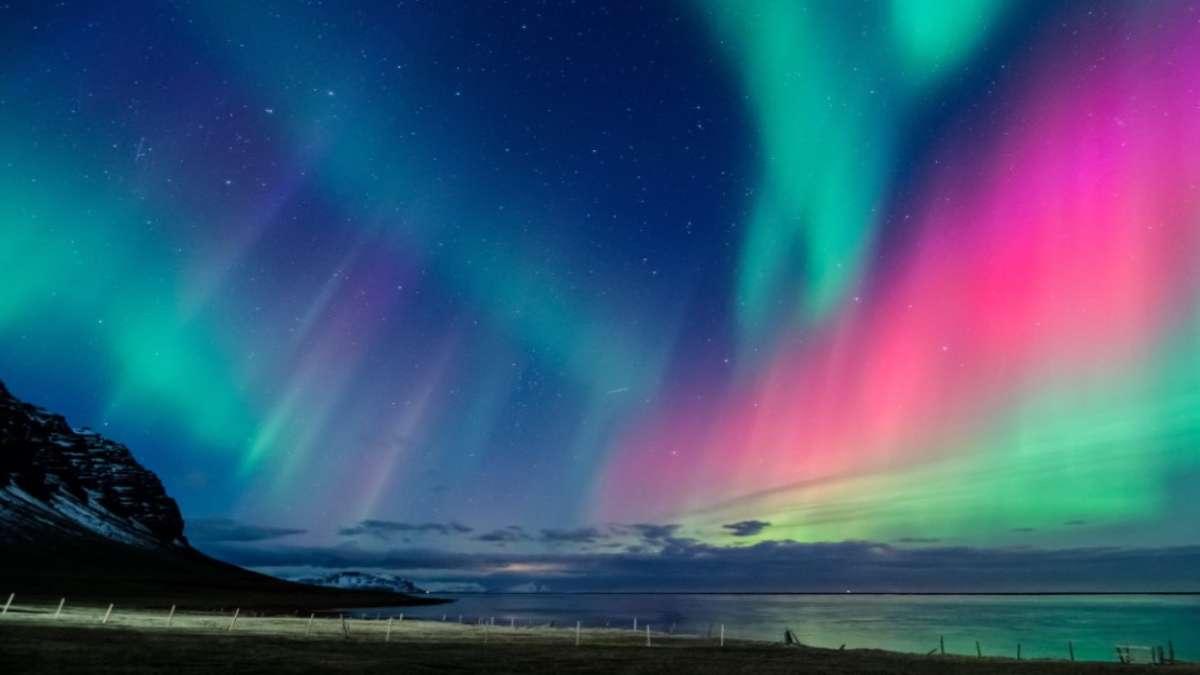 aurora boreal ver en vivo