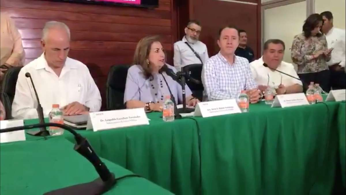 Secretaria_Salud_Tabasco_Silvia_Guillermina_Roldan_positivo_COVID_19