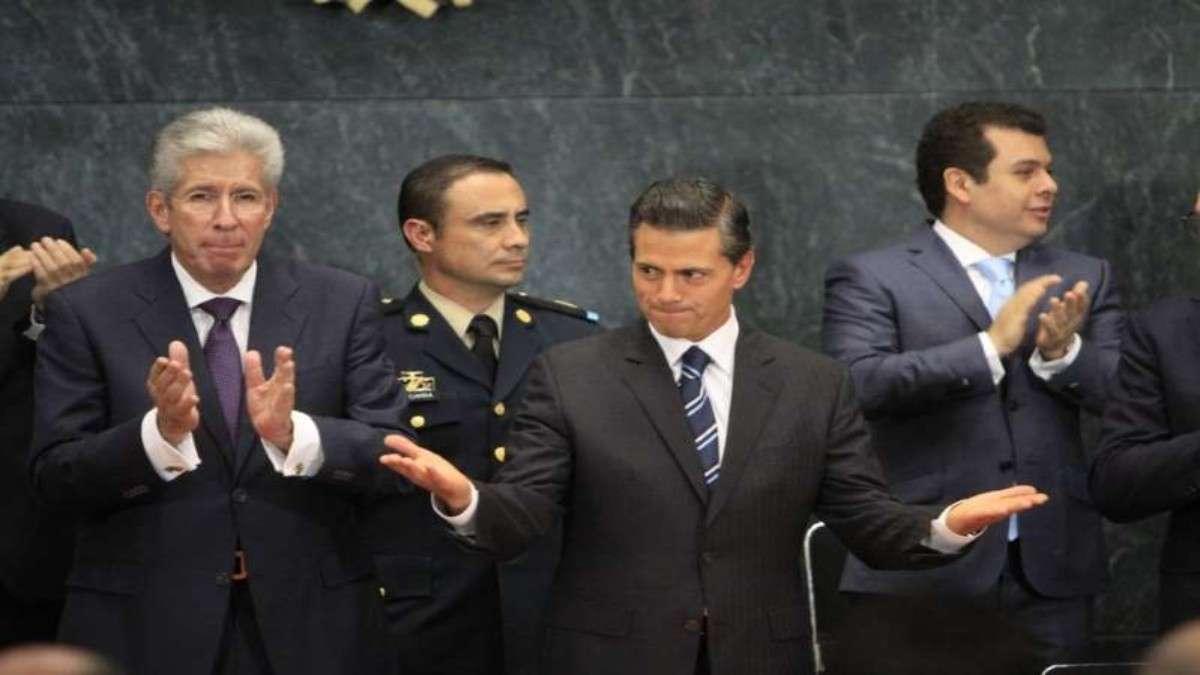 Gerardo Ruiz Esparza formó parte del gabinete de gobierno de Peña Nieto. Foto: Cuartoscuro.
