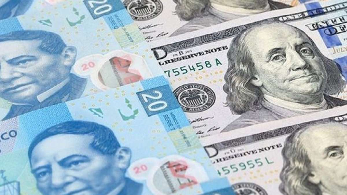 peso mexicano dolar Banxico