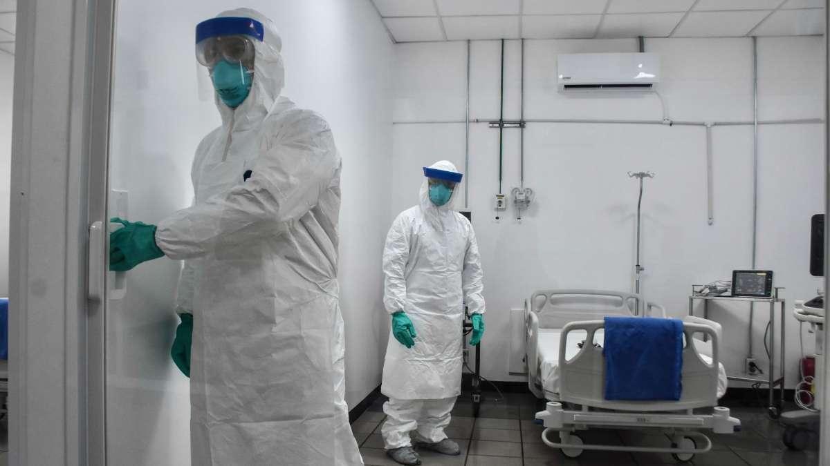 COVID-19 pandemia peor venir