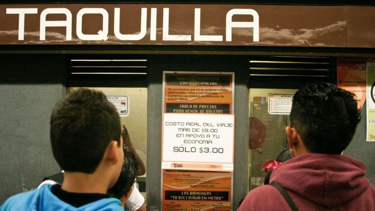 La venta de boletos solo sera en 180 de 370 taquillas FOTO: CUARTOSCURO