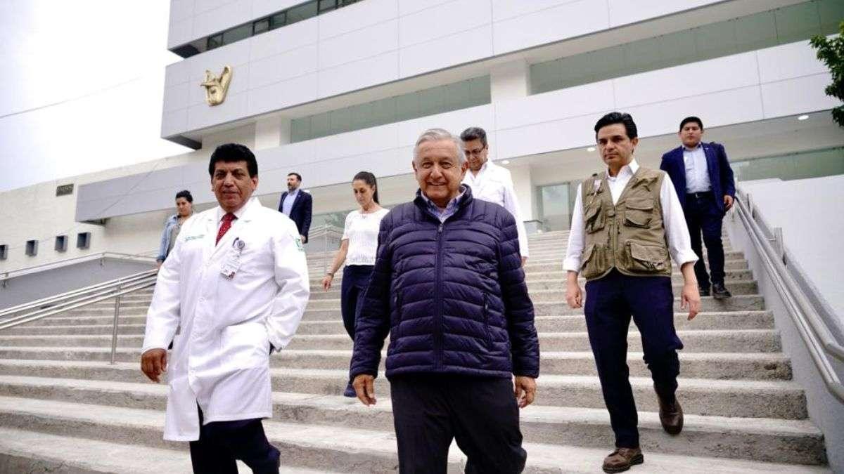 El titular del IMSS destacó que la solidaridad es el eje del Estado Mexicano para atender al pueblo de México. Foto: Especial