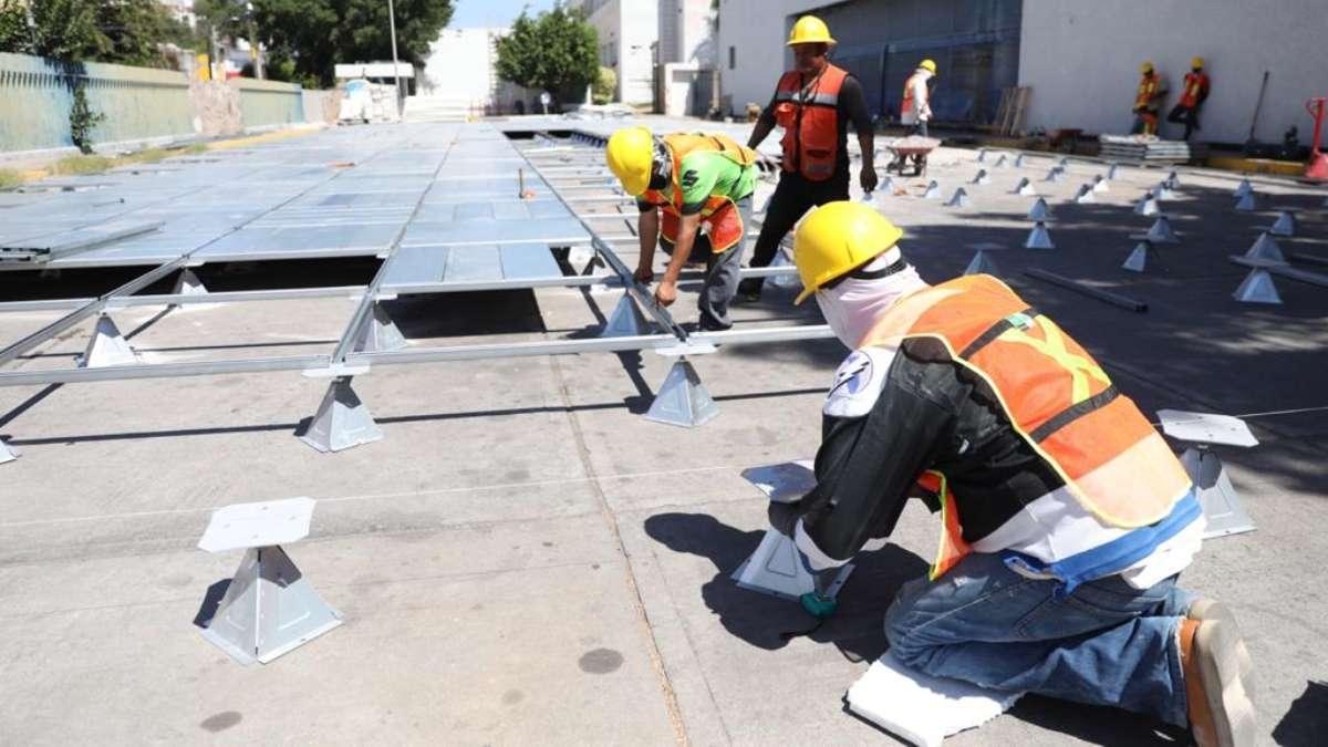 El proyecto contempla la instalación de un modelo de aislamiento en Culiacán. Foto: Especial